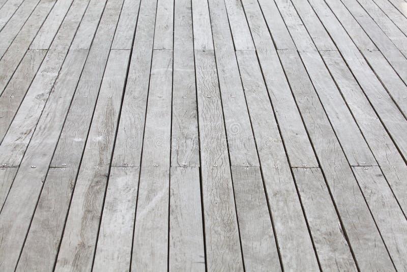 木板条地板 免版税库存图片
