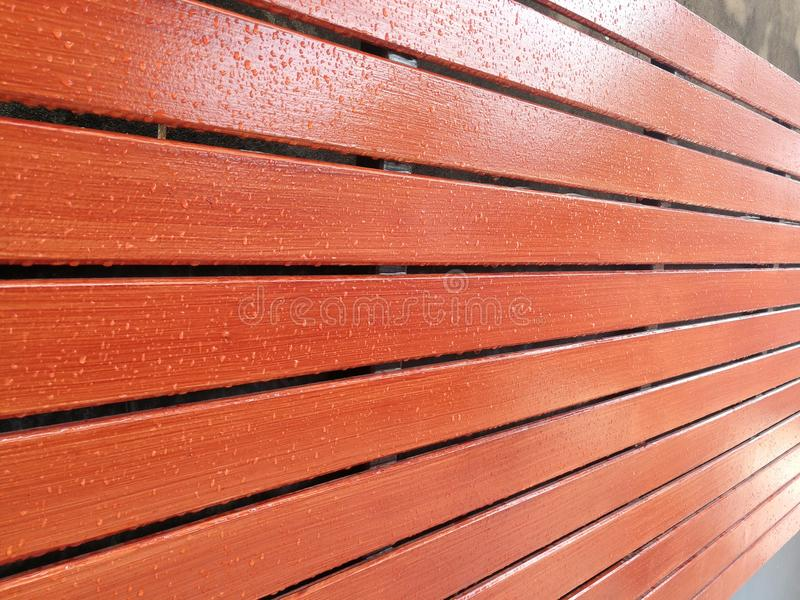 木板条墙壁背景纹理  图库摄影