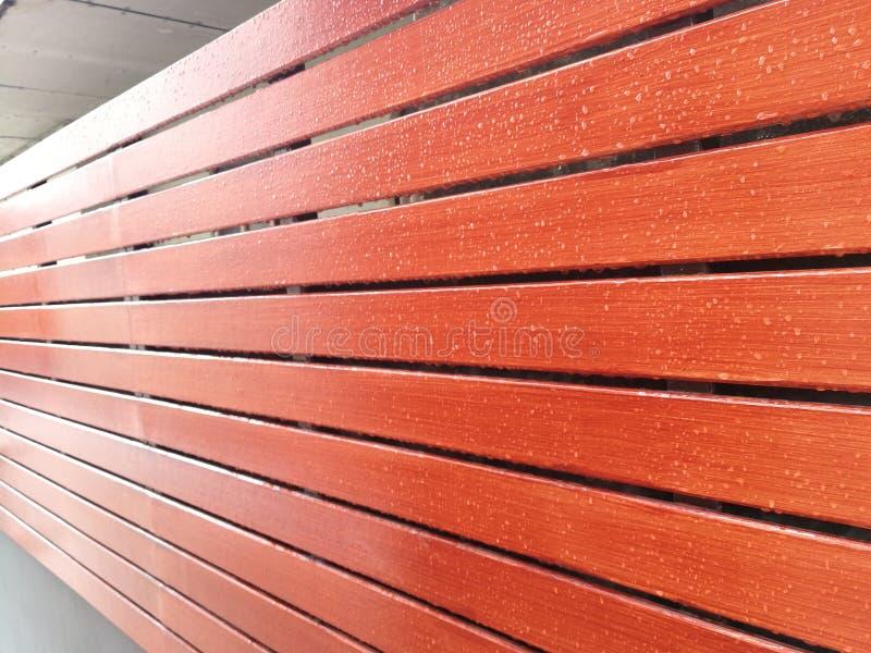 木板条墙壁背景纹理  库存照片