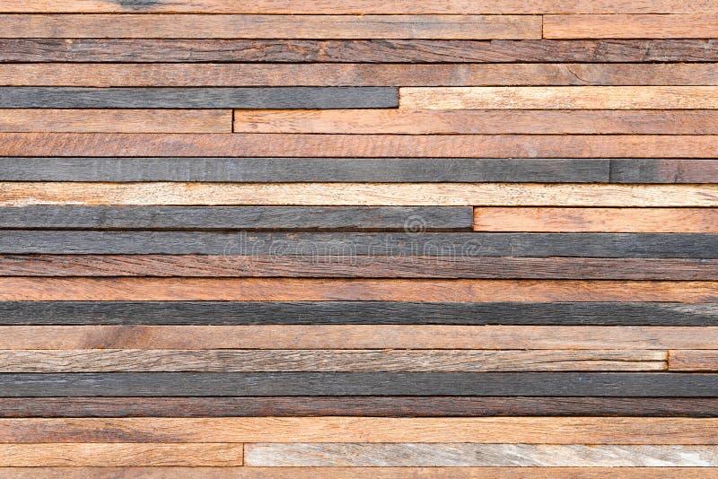 木板条墙壁 图库摄影