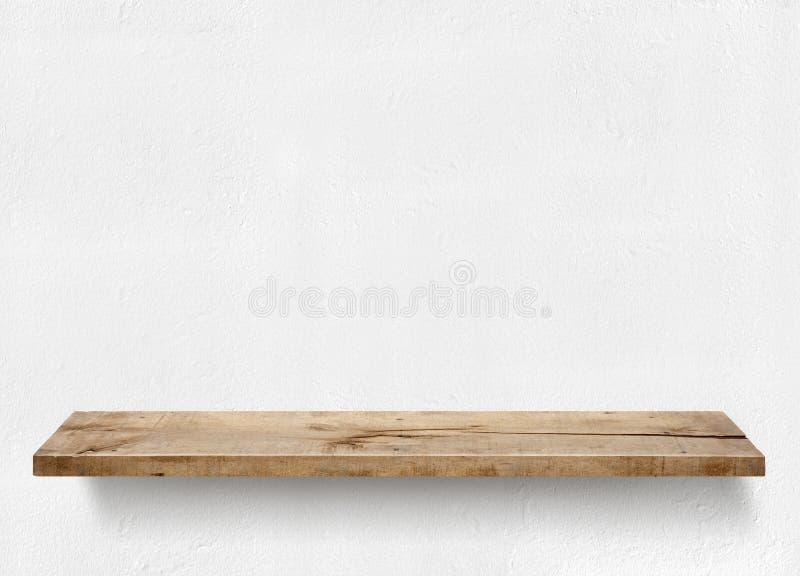 木板条架子 免版税库存照片