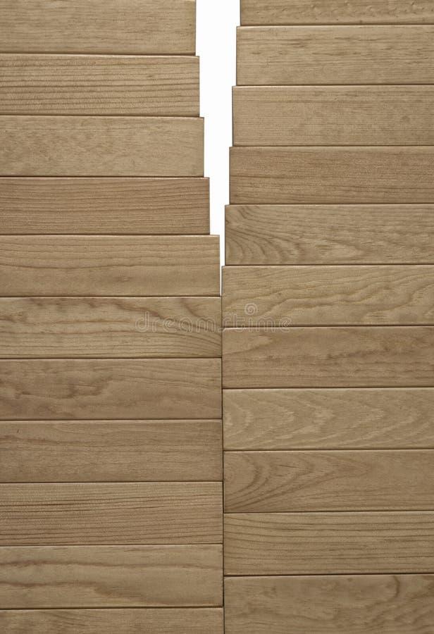 从木板条的背景 结构树的纹理 免版税图库摄影