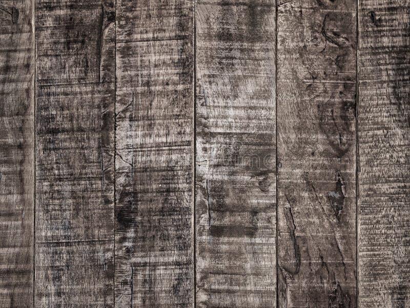 木板条纹理、木地板和墙壁背景 免版税库存照片