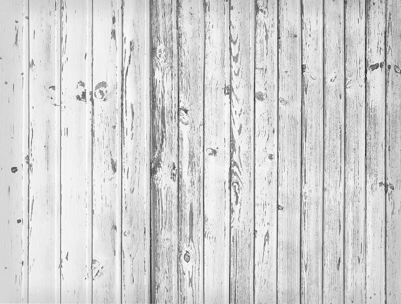 木板条黑白纹理  图库摄影
