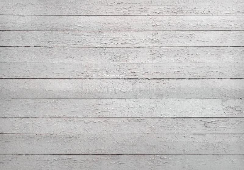 木板条黑白纹理  免版税图库摄影