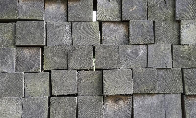 木板纹理背景 旧木的浅灰面 免版税图库摄影