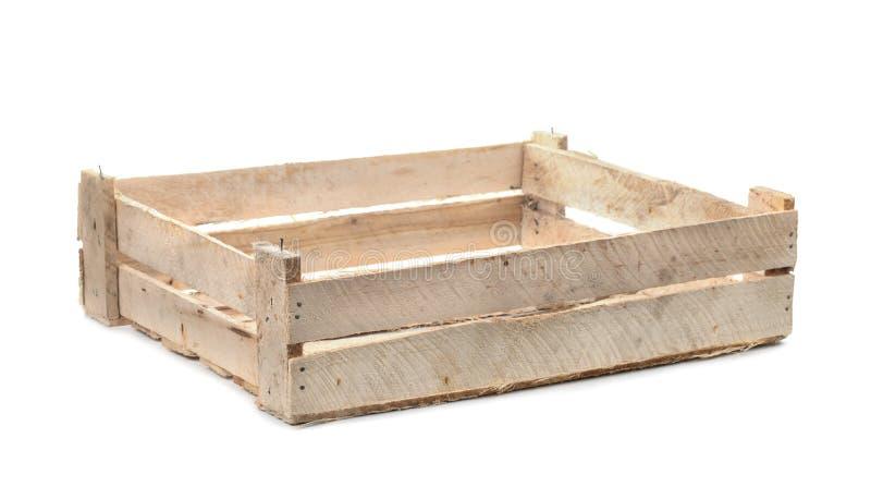 木果子条板箱 免版税库存照片