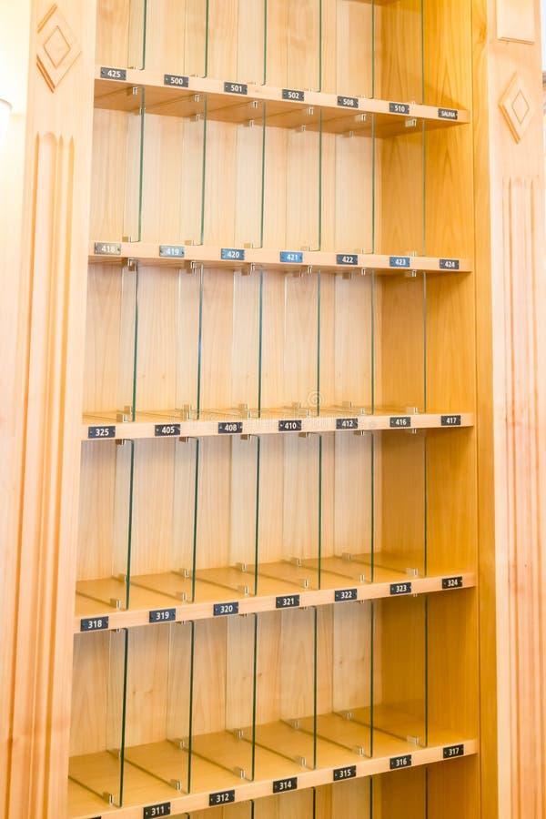 木架子 免版税图库摄影