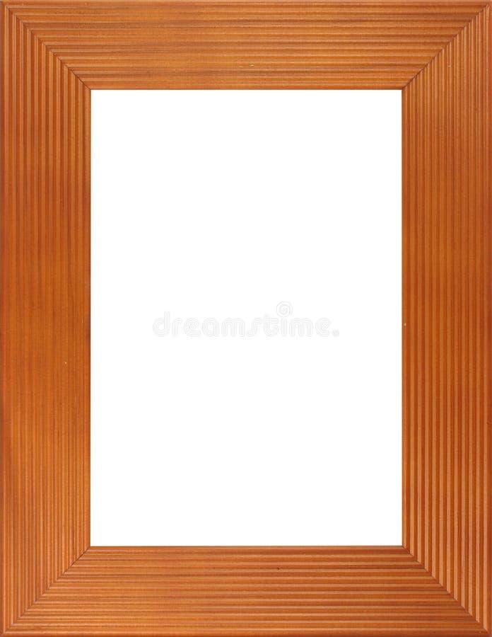 木框架的照片 图库摄影