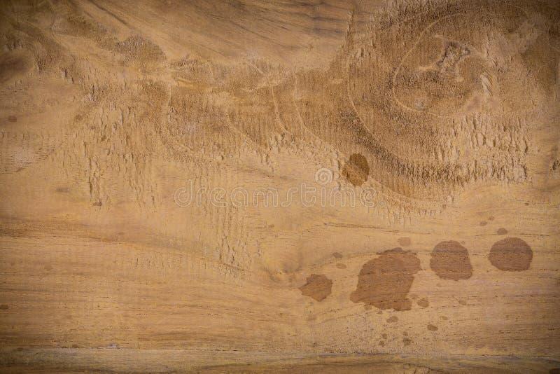 木棕色板条肮脏的纹理背景 库存图片