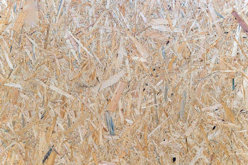 木概略的粗纸板关闭 库存照片