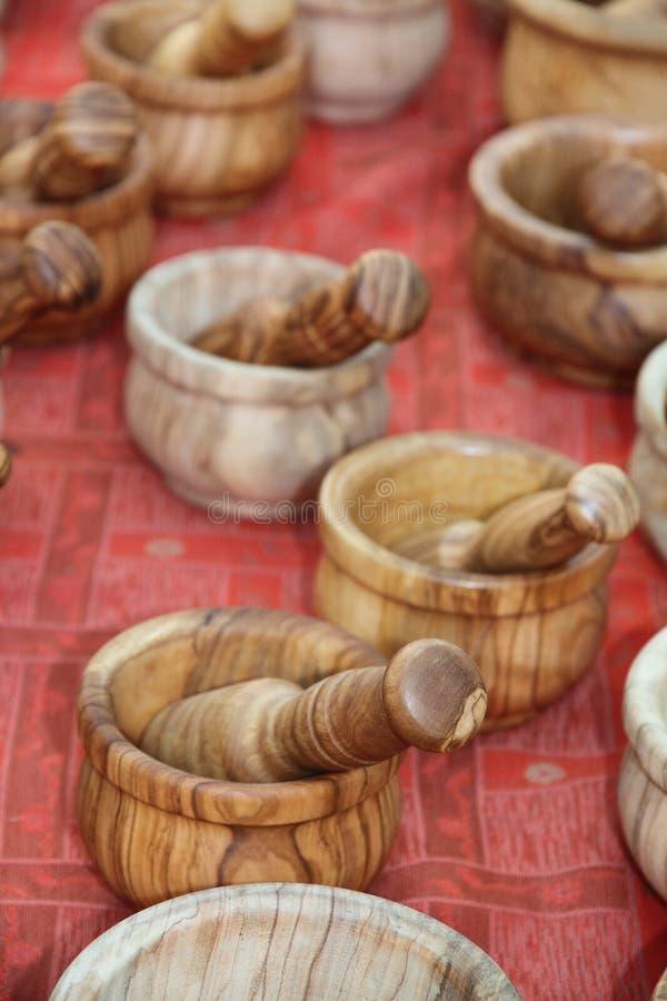 木灰浆,西班牙 免版税库存图片