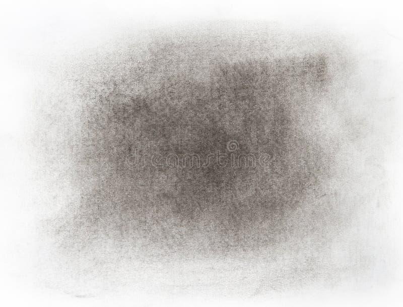 木炭背景 库存例证