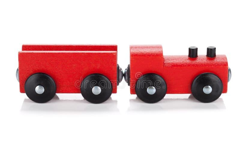 木玩具培训 库存图片