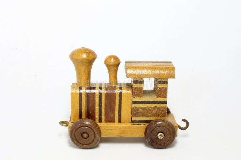 木玩具的培训 图库摄影