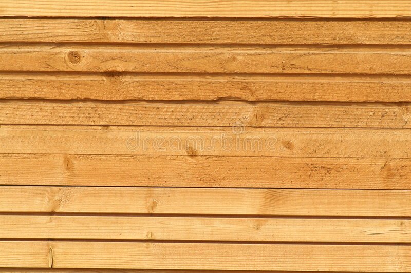 木的墙壁 免版税库存图片