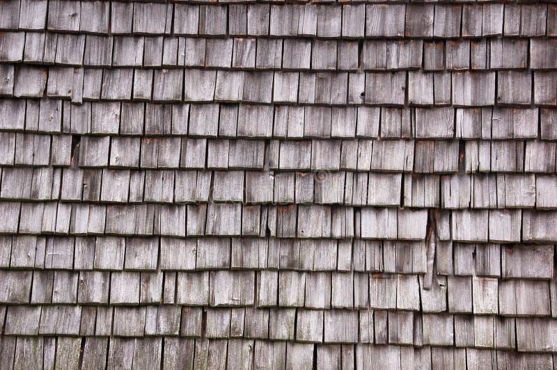 木的墙板 免版税库存图片