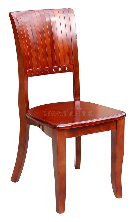 木的椅子 库存照片