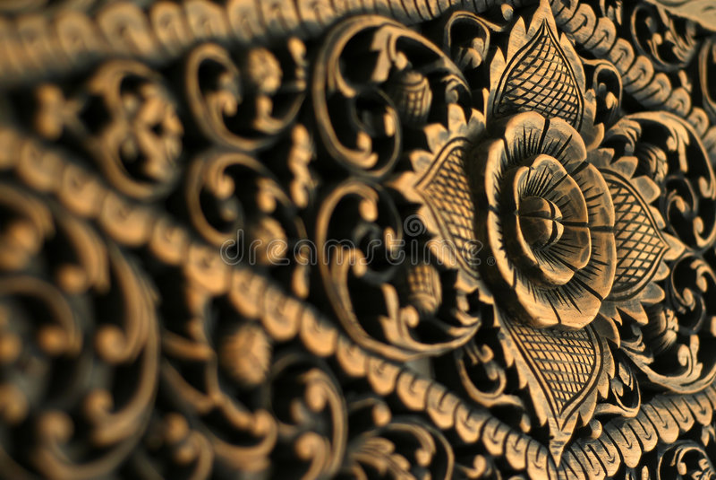 木的模式 免版税图库摄影