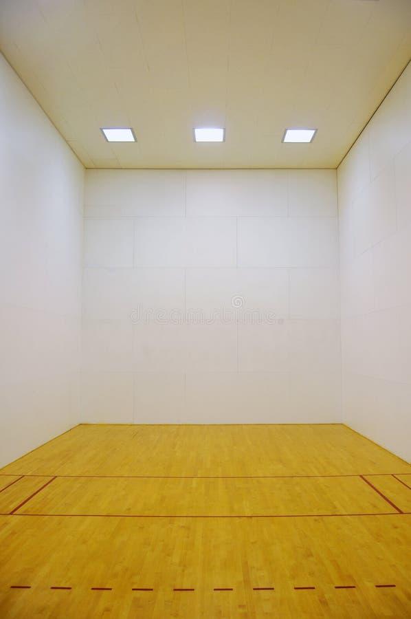 木空的楼层的空间 免版税库存图片