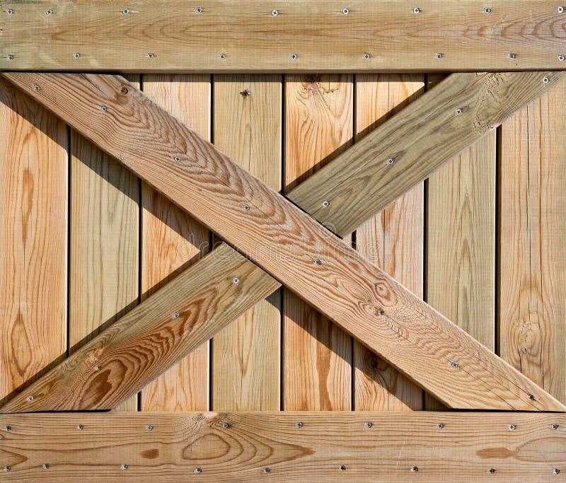 木箱 免版税图库摄影