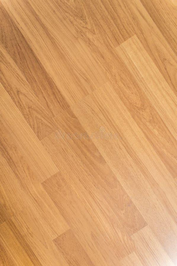 木纹理抽象派背景,层压制品的地板顶视图  库存照片