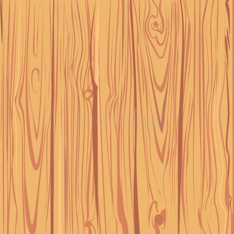木纹理样式 设计地板的,桌,墙壁木表面委员会 ?? 向量例证