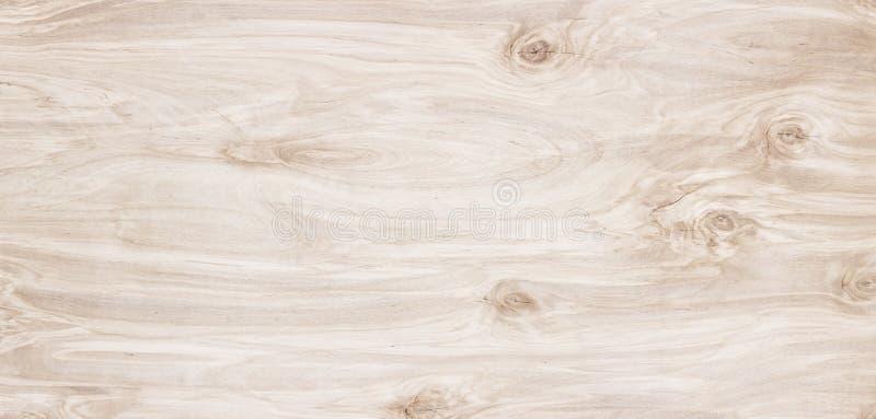 木纹理盘区背景一个木台式视图 免版税库存图片