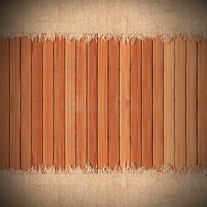 木纹理细节背景 免版税库存照片