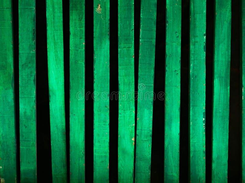 木纹理背景颜色绿色颜色样式设计 免版税库存图片