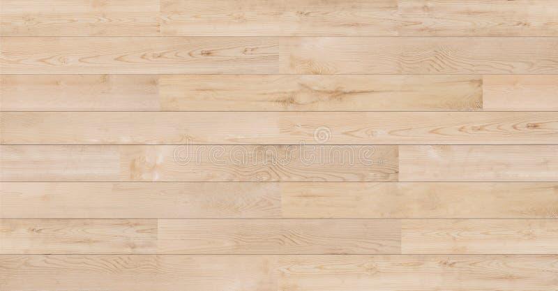 木纹理背景,无缝的橡木地板 图库摄影