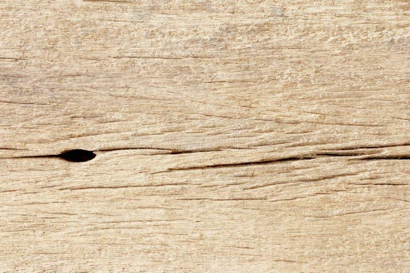 木纹理背景,时间之前腐蚀的木表面 免版税图库摄影