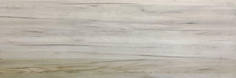 木纹理背景,棕色木板条 难看的东西被洗涤的木桌样式顶视图 免版税库存照片