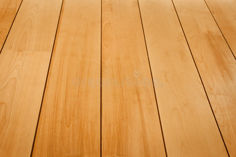 木纹理透视图 图库摄影
