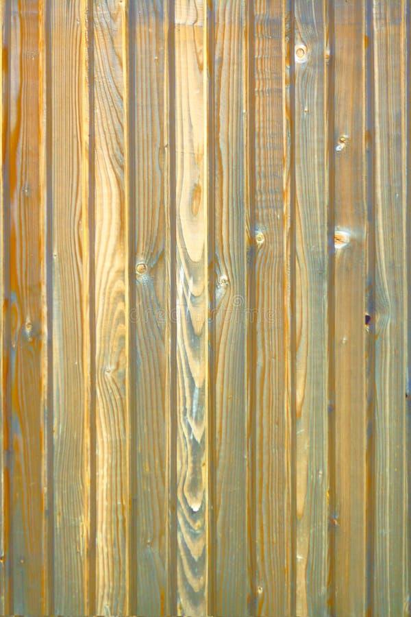 木纹理,上青棕色 图库摄影