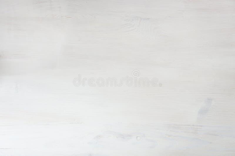 木纹理,白色木背景 免版税库存照片