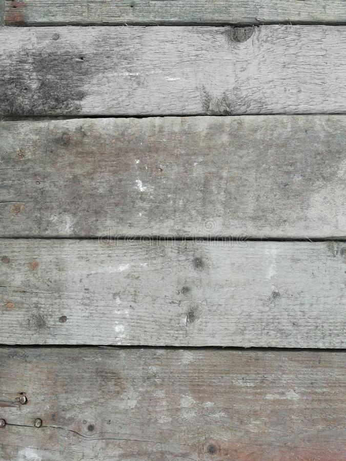 木纹理planked与老自然样式的背景表面 葡萄酒老木头 免版税图库摄影