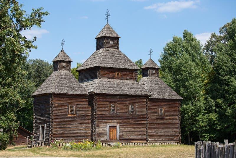 木老东正教 基辅,乌克兰 免版税图库摄影