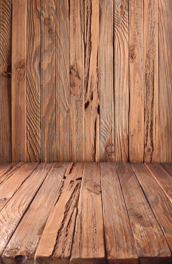 木老板条的纹理 免版税图库摄影
