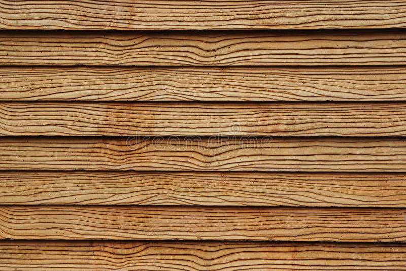 木老的面板 免版税库存照片