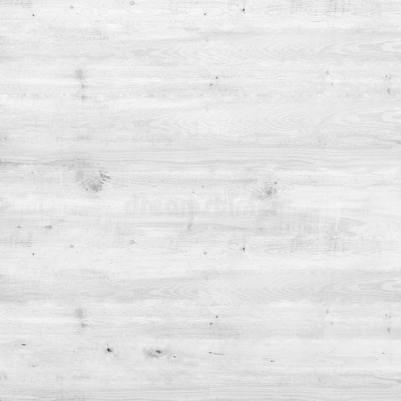 木背景的杉木板条白色纹理 免版税库存照片
