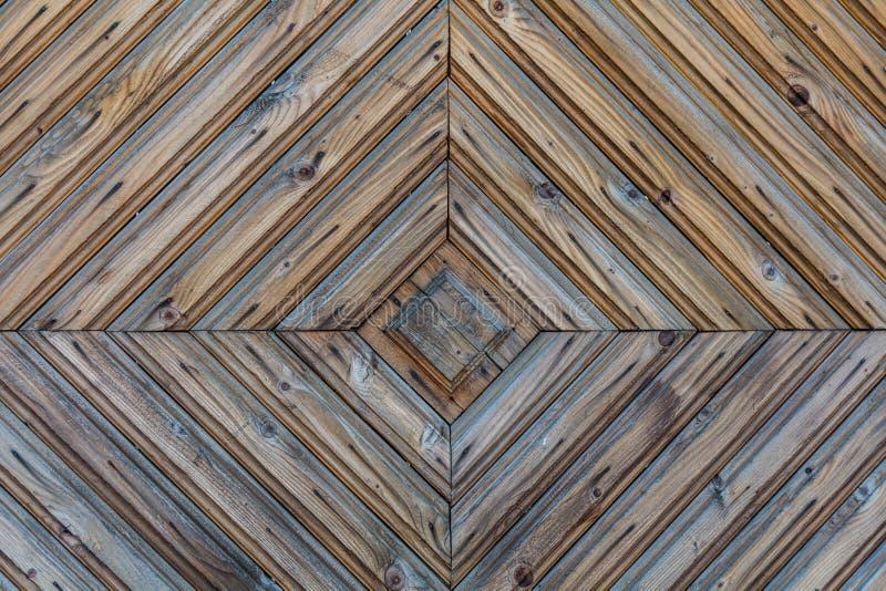 木背景纹理 葡萄酒老木头 免版税图库摄影