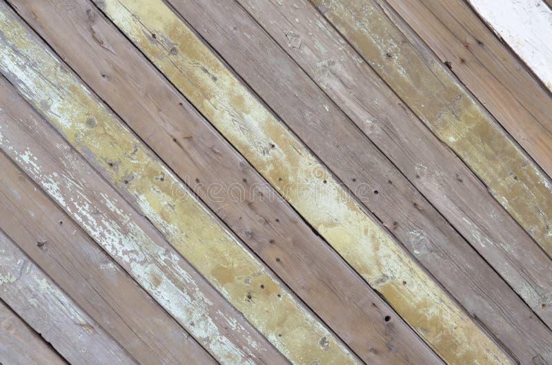 木背景,明亮的颜色 免版税库存图片