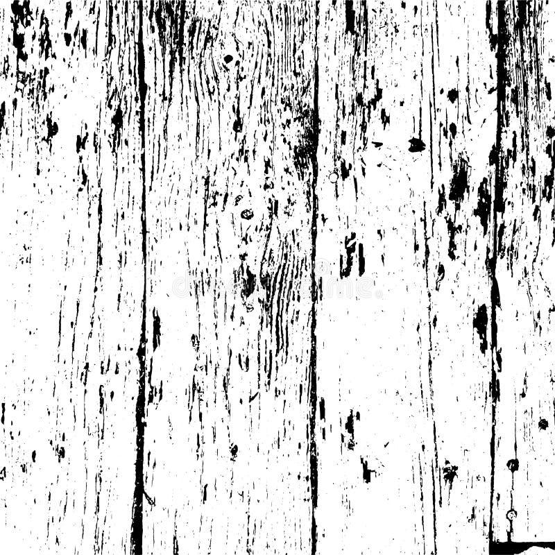 木覆盖物纹理 向量例证