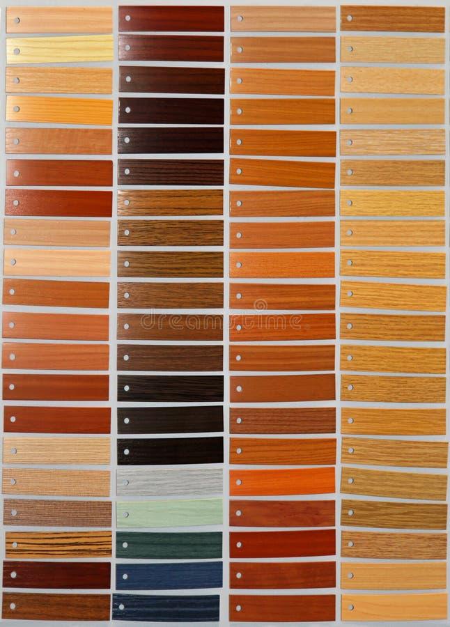 木调色板 免版税图库摄影