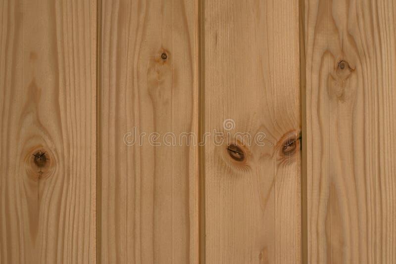 木镶板的纹理 木板条背景 装饰设计的样式 减速火箭的橡木板,地板 光木constructio 免版税库存照片