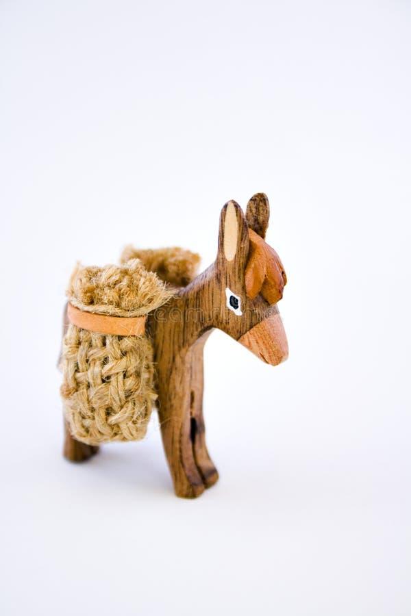 木驴的纪念品 免版税库存照片