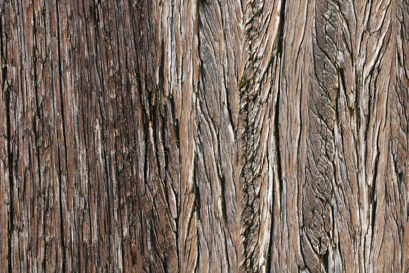 木黑暗的纹理 棕色纹理木头 背景老面板 减速火箭的木桌 土气的背景 葡萄酒色的表面 免版税图库摄影