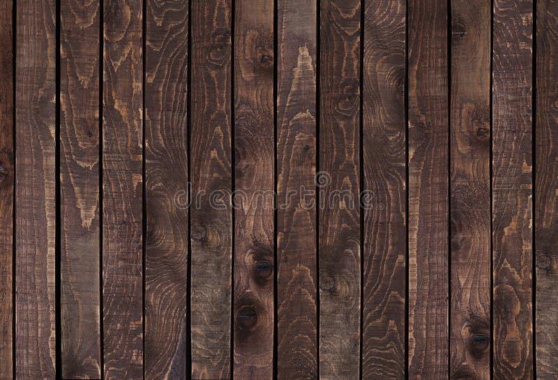 木黑暗的纹理 葡萄酒木头纹理 图库摄影
