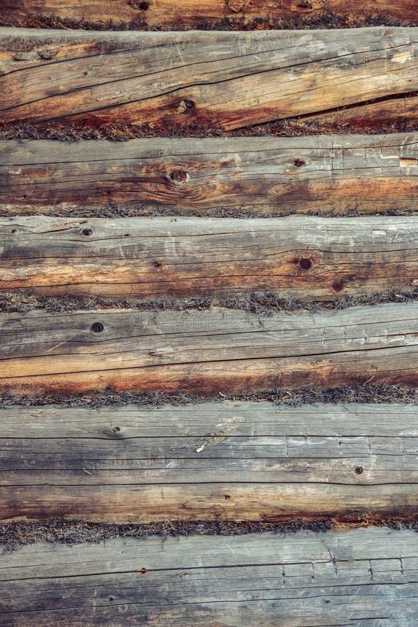 木破裂的背景 免版税库存图片